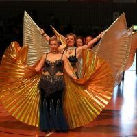 Der Tanz mit den Wingsschleier