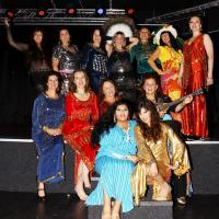 Abschluß Bild Orientalische Tanzgruppe Balady