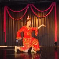 Der Tanz mit dem Nikolaus. Atesh